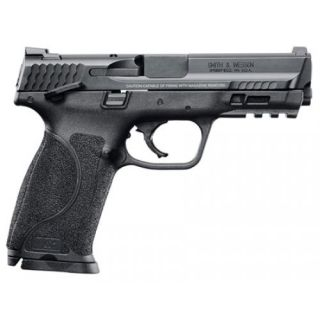 SMITH AND WESSON M&P9 2.0 THUMB SAFETY