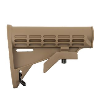 AR-15 T6 Collapsible Standard Version Stock Body - Mil Spec