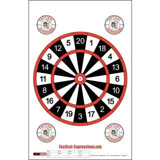 Dartboard Game Target