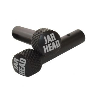 AR-15 Extended Takedown Pins - Jar Head - Anodized Black