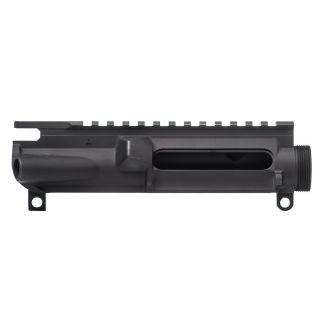 Anderson AR-15 Stripped Upper Receiver - Engraved - Anodized Black