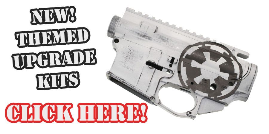 Theme AR-15 Upgrade Kits